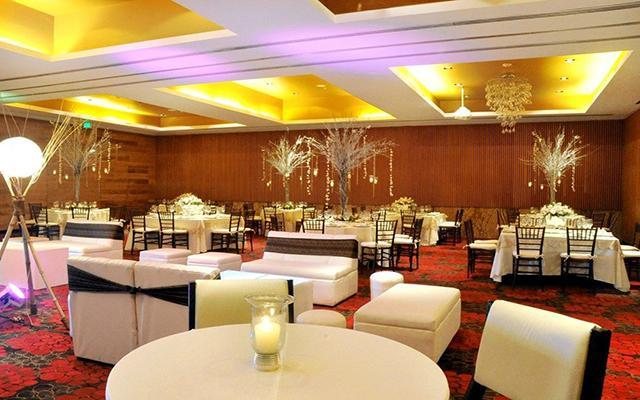Hotel Emporio Veracruz, salón de eventos