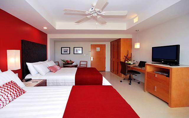 Hotel Emporio Veracruz, habitaciones bien equipadas