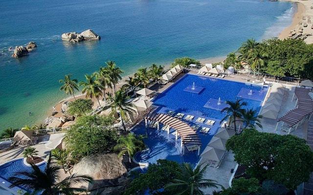 Hotel Fiesta Americana Veracruz, buena ubicación