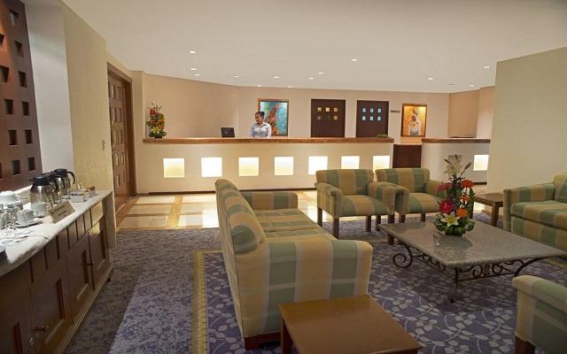 Hotel Fiesta Americana Veracruz, centro de negocios