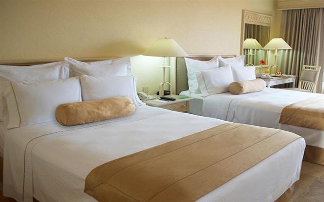 Hotel Fiesta Americana Veracruz, habitaciones cómodas y acogedoras