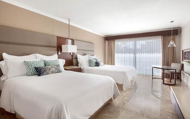 Hotel Fiesta Americana Veracruz, habitaciones bien equipadas