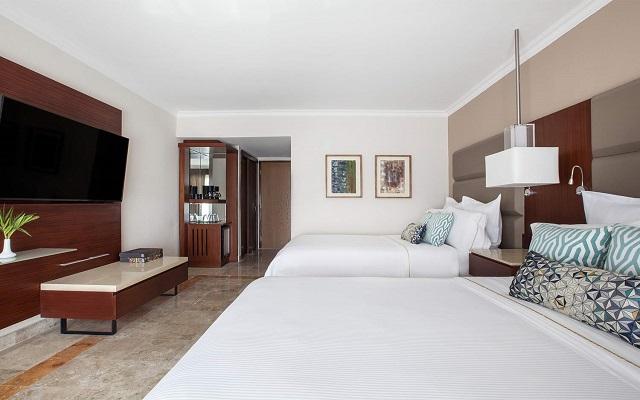 Hotel Fiesta Americana Veracruz, amplias y luminosas habitaciones