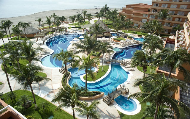 Hotel Fiesta Americana Veracruz, vista aérea