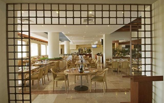 Hotel Fiesta Americana Veracruz, Restaurante Rosato
