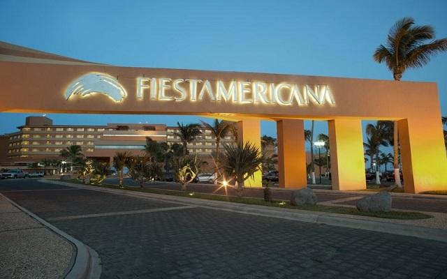 Hotel Fiesta Americana Veracruz, ingreso