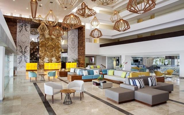 Hotel Fiesta Americana Veracruz, instalaciones limpias y acogedoras