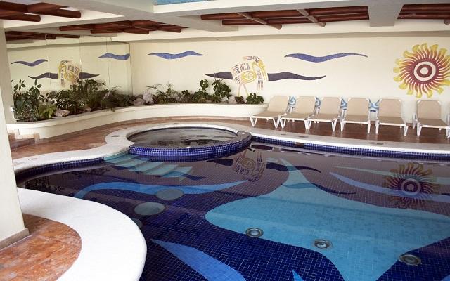 Hotel Fiesta Americana Veracruz, disfruta del jacuzzi
