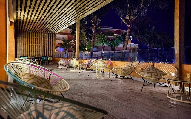 Hotel Fiesta Americana Veracruz, escenario fascinante