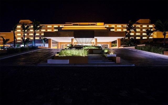 Hotel Fiesta Americana Veracruz, vista nocturna