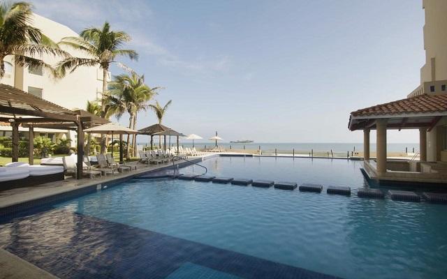 Hotel Fiesta Americana Veracruz, hermosa vista del océano