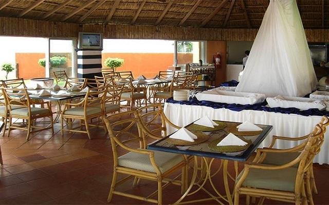 Hotel Fiesta Americana Veracruz, Restaurante Palapa
