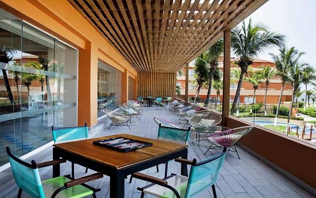 Hotel Fiesta Americana Veracruz, ambientes únicos