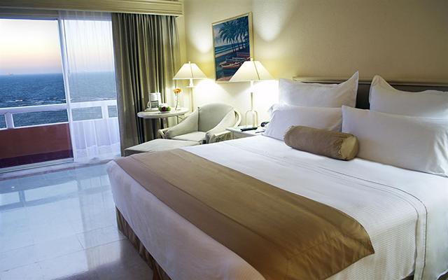 Hotel Fiesta Americana Veracruz, descansa en lugares con todas las amenidades