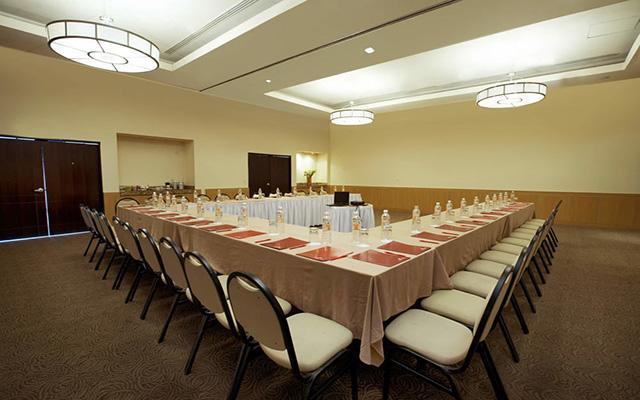 Fiesta Inn Coatzacoalcos, salón de eventos