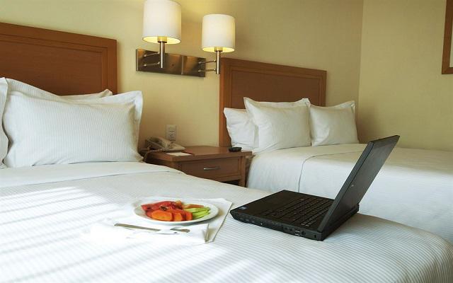 Habitaciones ideales si viajas por negocios.