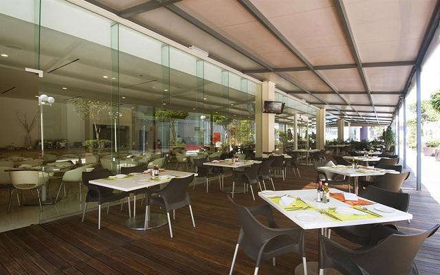 Restaurante La Isla un espacio práctico para tomar un refrigerio lleno de energía