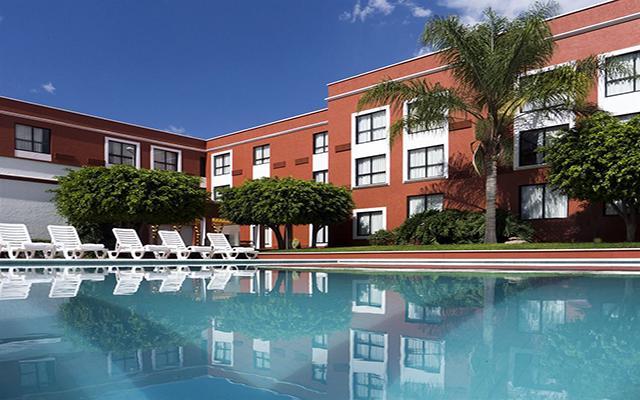 Hotel fiesta inn leon ofertas de hoteles en leon - Hoteles en leon con piscina ...