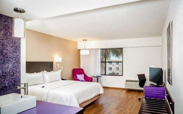 Fiesta Inn Saltillo, habitaciones bien equipadas