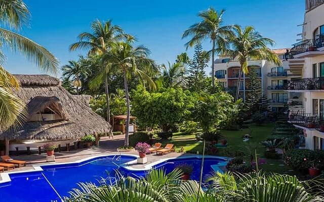 Flamingo Vallarta Hotel y Marina