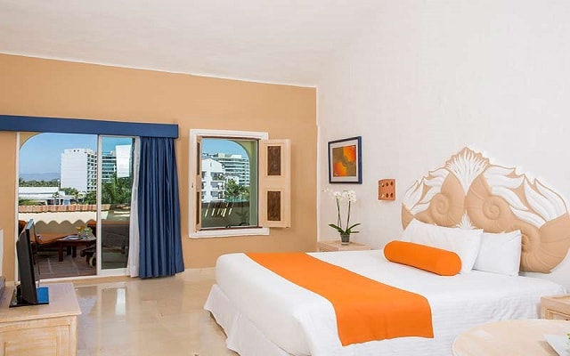 Flamingo Vallarta Hotel y Marina, espacios diseñados para tu descanso