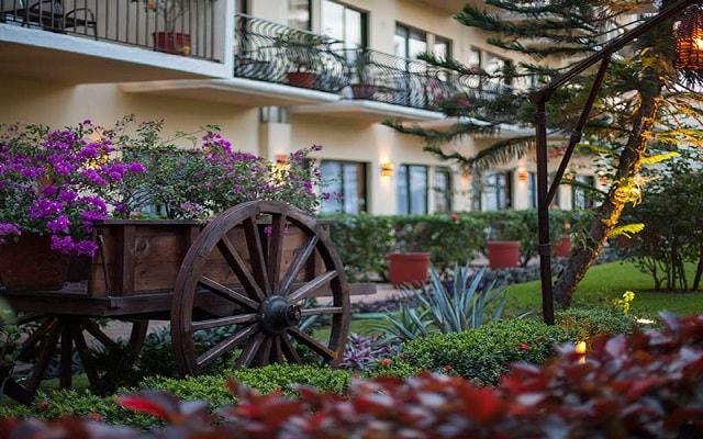 Flamingo Vallarta Hotel y Marina, cómodas instalaciones