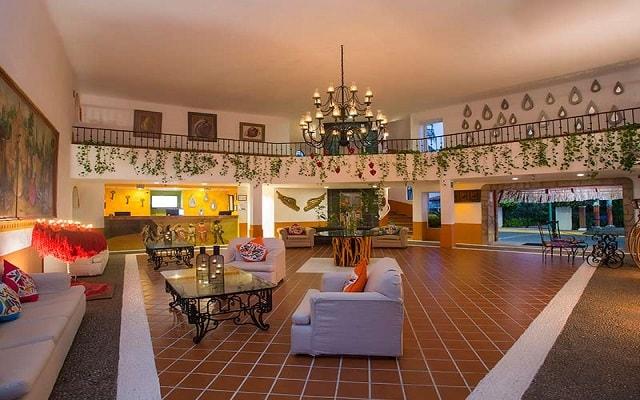 Flamingo Vallarta Hotel y Marina, atención personalizada desde el inicio de tu estancia