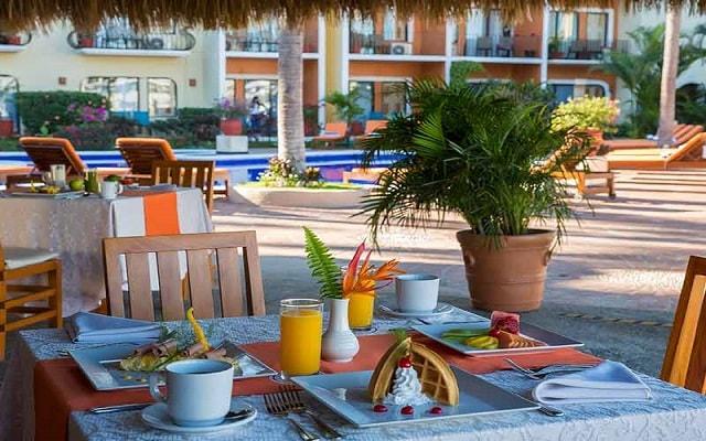 Flamingo Vallarta Hotel y Marina, buena propuesta gastronómica