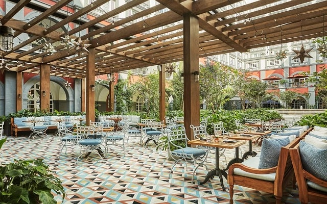 Four Seasons Hotel México, lugares agradables para tu descanso