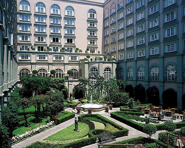Hotel Four Seasons Mexico Ofertas De Hoteles En Ciudad