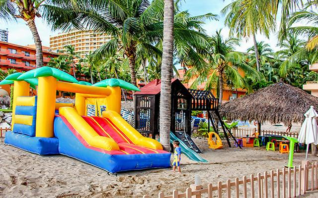 Friendly Vallarta Family All Inclusive Beach Resort and Spa, área de juegos