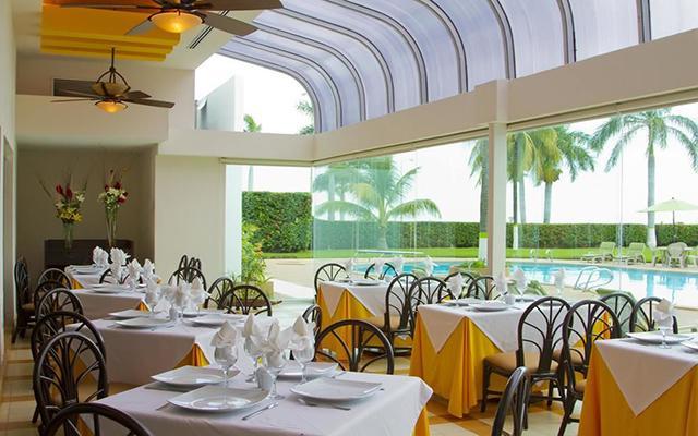 Gamma de Fiesta Inn Campeche Malecon, escenario ideal para disfrutar de los alimentos