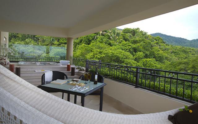 Garza Blanca Family Beach Resort and Spa, espacios agradables rodeados de naturaleza