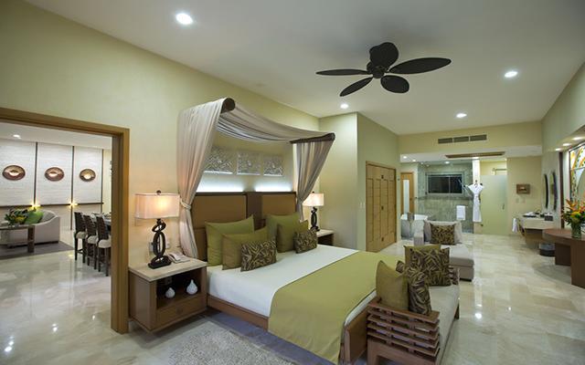 Garza Blanca Family Beach Resort and Spa, habitaciones cómodas y lujosas