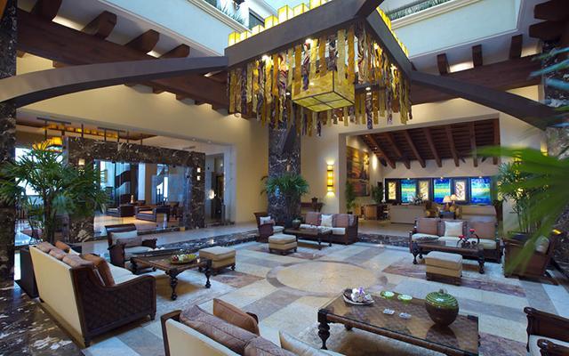 Garza Blanca Family Beach Resort and Spa, diseño y confort en cada sitio