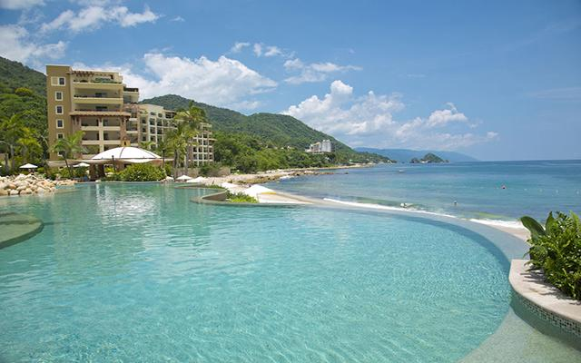 Garza Blanca Family Beach Resort and Spa, vistas hermosas del océano