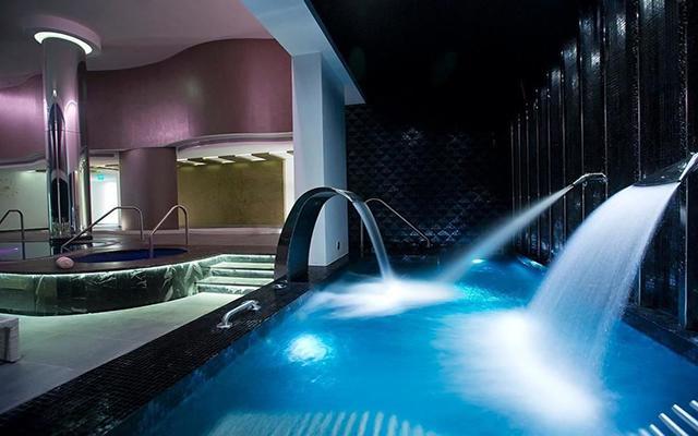 Garza Blanca Family Beach Resort and Spa, permite que te consientan en el spa