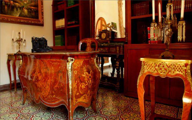 Una finca con mucha historia y una decoración que conserva el estilo colonial