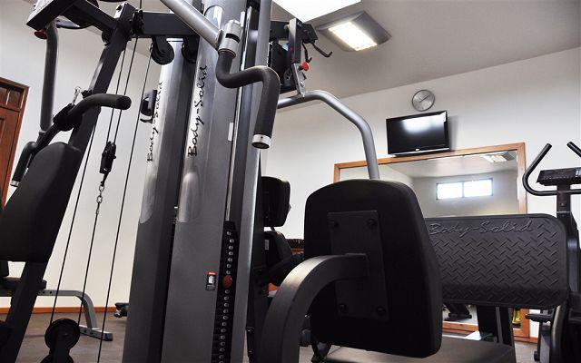 Gimnasio disponible para continuar con tu rutina de ejercicios