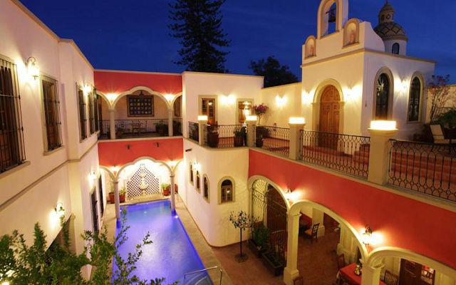 Gran Casa Sayula Hotel Galeria & Spa en Sayula