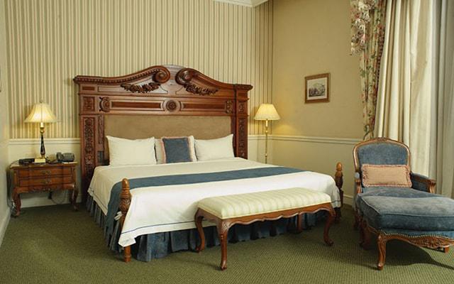 Gran Hotel Ciudad de México, lujo y confort para tu descanso