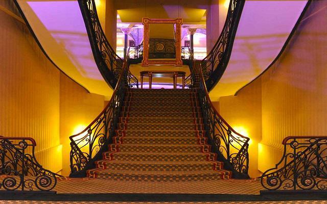Gran Hotel Ciudad de México, espacios fascinantes