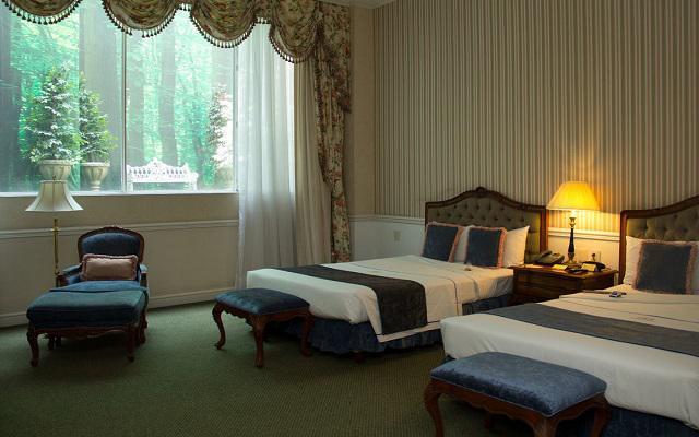 Gran Hotel Ciudad de México, habitaciones cómodas y acogedoras