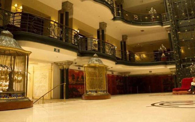 Gran Hotel Ciudad de México, Lobby