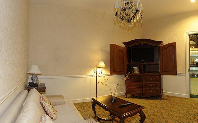 Gran Hotel Ciudad de México, hermoso mobiliario clásico