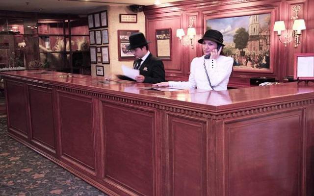 Gran Hotel Ciudad de México, atención personalizada desde el inicio de tu estancia