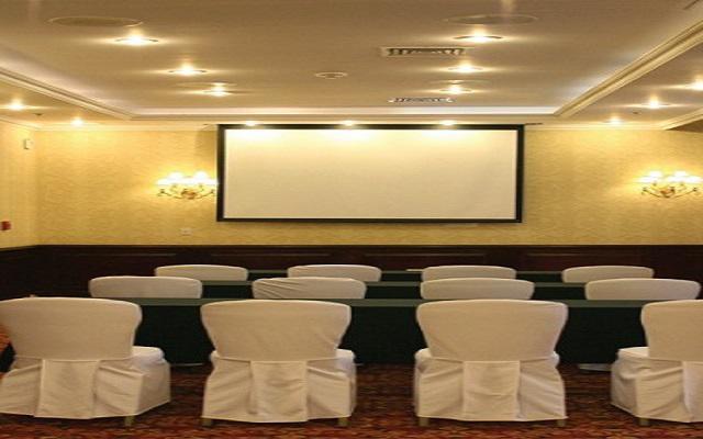 Gran Hotel Ciudad de México, sala de conferencias