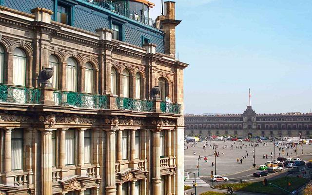 Gran Hotel Ciudad de México, excelente ubicación