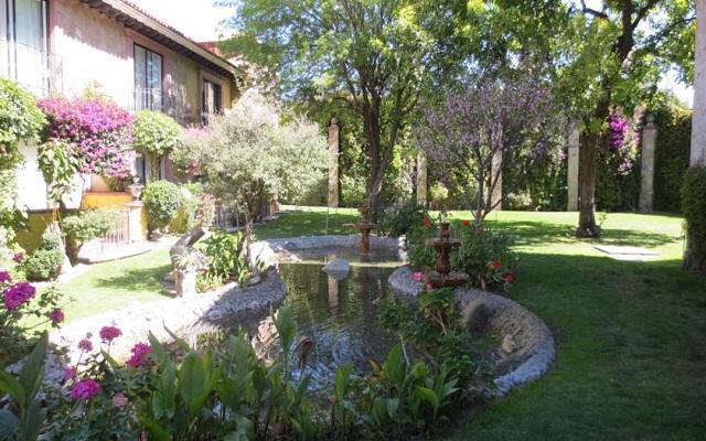 Gran Hotel Hacienda de la Noria en Aguascalientes Ciudad