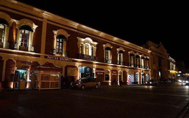 Gran Hotel Independencia en Pachuca